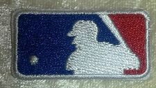 "MLB Baseball SMALL Logo 1.5"" Iron On Embroidered Patch ~US Seller~FREE SHIP!~"
