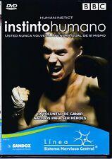 BBC Instinto Humano La Voluntad de Ganar: Nacidos Para Ser Heroes (DVD)