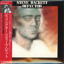 STEVE HACKETT-DEFECTOR-JAPAN MINI LP SHM-CD BONUS TRACK G00