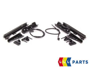 NEW GENUINE BMW X5 E70 PANORAMIC SUNROOF REAR SECTION REPAIR KIT 54137240682
