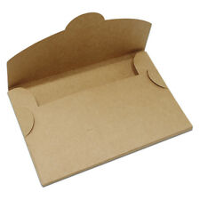 Kraft Paper Postcards Packaging Boxes Brown Photo Picture Envelopes Packing Box