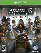 Assassin's Creed: Syndicate (Microsoft Xbox One, 2015) Brand New