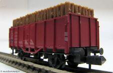 ARNOLD 4250 DB Hochbordwagen mit Holzladung Epoche III