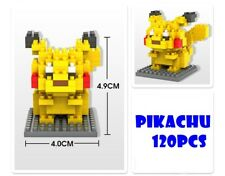 Pokemon Pikachu Building Blocks Nano Bricks Toy gifts US Seller Fast Shipper