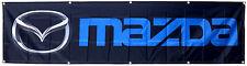 Mazda Flag Automotive 2X8Ft Banner