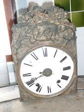 ancien mouvement d'horloge contoise  pendule