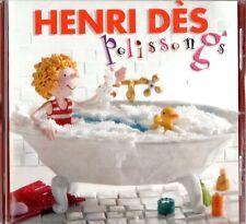 HENRI DÈS - POLISSONGS(CD)