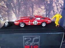 1/43 Rio  (Italy) Ferrari 365GTB/4: Daytona Le Mans  with figure #R10/P