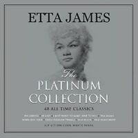 Etta James - Platinum Collection [New Vinyl LP] Colored Vinyl, White, UK - Impor