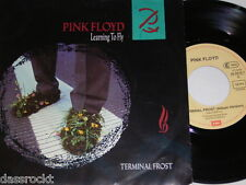 """7"""" - Pink Floyd / Learning to Fly & Terminal Frost - 1987 # 2688"""