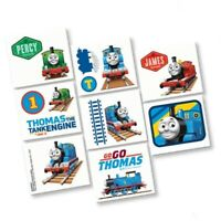 THOMAS & FRIENDS TATTOOS BIRTHDAY PARTY SUPPLIES
