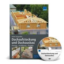 Dachaufstockung und Dachausbau: Planung - Ausführung - Projekte (2018, Taschenbuch)