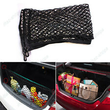 Black Car Trunk Cargo Storage Net For Hyundai Santa Fe 2013-2016 Envelope x1pcs