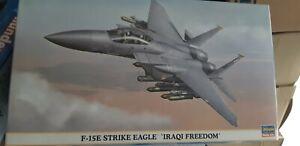 HASEGAWA 1/72 F-15E STRIKE EAGLE