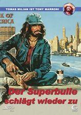 Der Superbulle schlägt wieder zu (DVD - NEU - OVP) Tomas Milian ist Tony Marroni