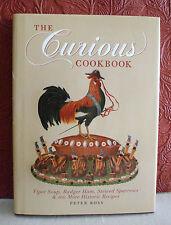 The Curious Cookbook Peter Ross 2012 Hc/Dj Viper Soup Badger Ham Stewed Sparrow