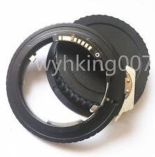 EMF AF Confirm Nikon G AF-S AI F Lens to Canon EOS EF Adapter 550d 600d 7d 450d