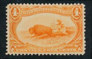 UNITED STATES (US) 287 MINT VF NEVER HINGED (NH)