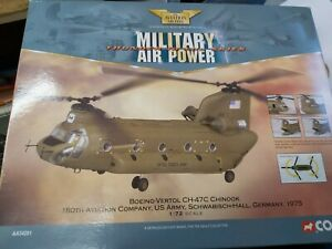 Corgi Aviation AA34201 1:72 Boeing CH-47C Chinook US Army West Germany 1975