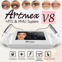 Artmex V8 de Tatouage Complète Rotary Machine a Tatouer Aiguille Gun Encre