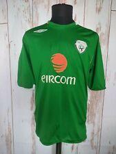 Republic of Ireland Jersey Umbro 2004/06 Football Shirt Soccer Sz XXL