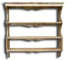 Wood : decorative plate rack - pezcame.com