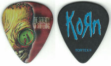 KORN--SERENITY OF SUFFERING BASSICALLY GUITAR PICK--RARE! ZOMBIE!