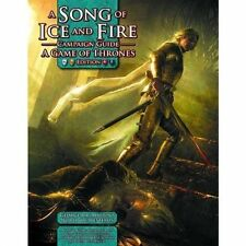 A Song of Ice and Fire Campaign Guide A Game of Thrones Edition trono di spade