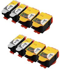 8-Pk/Pack Kodak 30XL Ink Cartridges For ESP 310 C315 2150 2170 Hero 3.1 5.1
