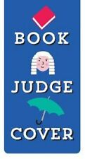Don't Judge A Book Magnetic Bookmark Place Mark Page Saver BOOK JUDGE COVER