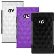 3X AMZER HUBBLE BUBBLE HIGH GLOSS TPU SOFT GEL SKIN FIT CASE FOR NOKIA LUMIA 900