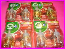 8 Air Wick Refill Scented Oil airwick Apple Shimmering Spice refills