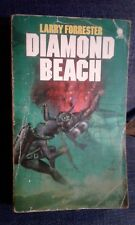 diamond beach larry forrester  sphere pb 1974 well worn copy