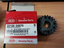Genuine Kia Picanto Crankshaft Sprocket 2312002570