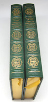 Speeches of the American Presidents 2-Vols Easton Press Library of Presidents LN