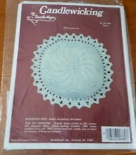 Needlemagic Candlewick Sachet, Spiral