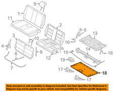 FORD OEM 08-09 Taurus X Rear Seat-Cushion Cover 8A4Z7460512CC