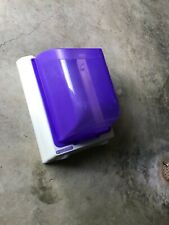ScoopFree by PetSafe Ultra Self-Cleaning Litter Box  Missing parts (as is)