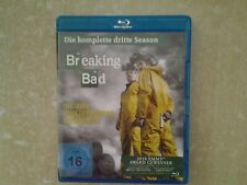 Breaking Bad - Blu ray - Staffel 3 - Neuwertig
