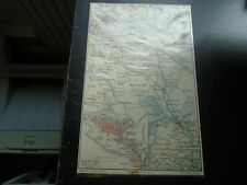 c1890 Tien-Tsin, Tianjin, NE China, Antique Colour Map