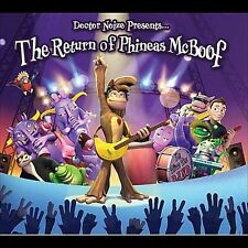 Doctor Noize The Return of Phineas McBoof (CD, 2011, Digipak) New/Sealed
