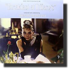 Henry Mancini , Breakfast At Tiffany's  ( Music From The Film ) ( LP 45rpm )