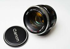 CLAed/PENTAX K Mount converted! Canon FL 55mm f/1.2 lens K-1 DSLR KP K1 K-3 K-50
