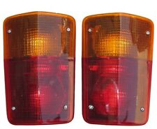 Tail Stop Flasher lamp Mercedes Truck Bus, 407D,508,608 PAIR LH+ RH (with bulbs)