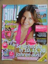BRAVO GIRL 13 - 9.6. 2010 * Selena Gomez Mandy Monrose 32 Beautykarten WM-Planer