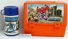 MOTU, He-Man Lunchbox with Thermos, Masters of the Universe, lunch box, Skeletor