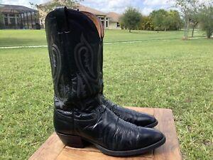 Vibram Western Boots for Men for Sale