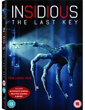 Insidious: The Last Key [DVD] [2018][Region 2]