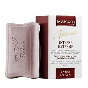 Makari Naturalle Intense Extreme Skin Lightening Soap 7oz. – Exfoliating, Purify