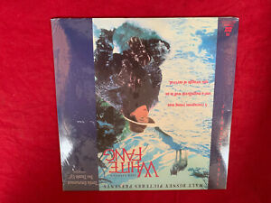 WHITE FANG   1990 DISNEY LASER DISC   FACTORY SEALED AND NEW